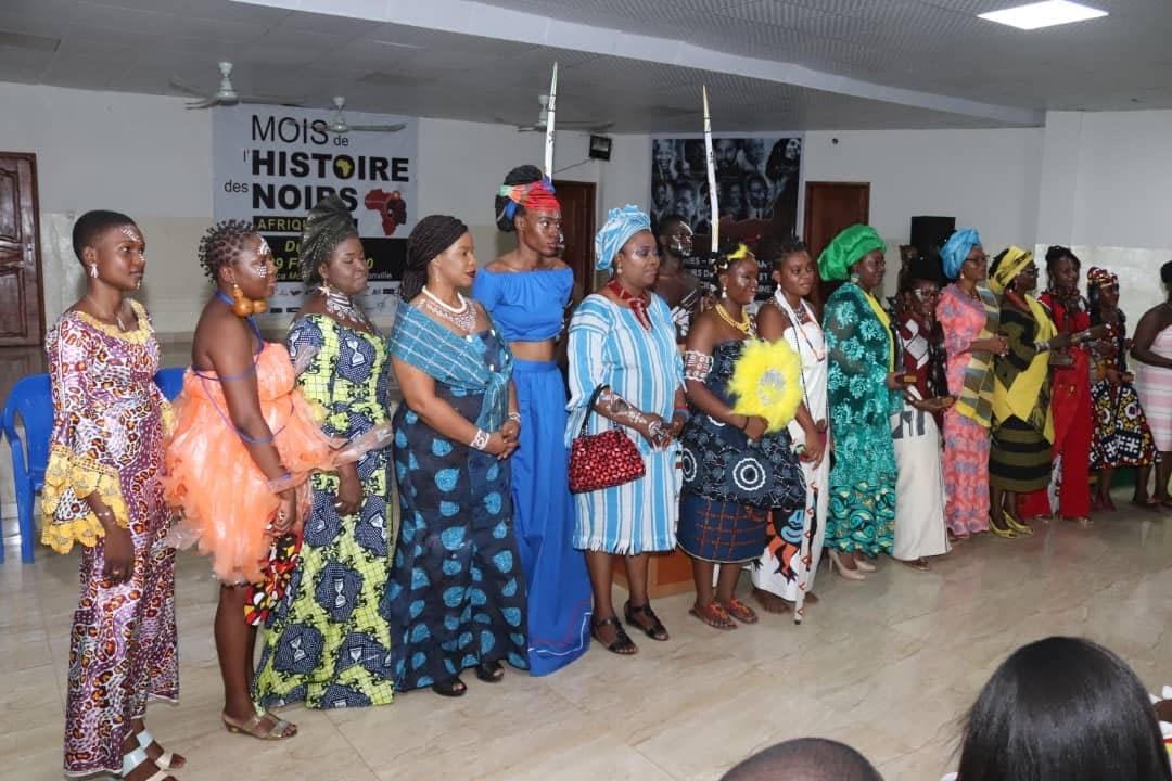 Finalistes Concours International Femmes Noires Inspirantes